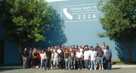 California Quality Plastics Headquarters