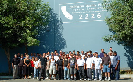 Welcome to California Quality Plastics!