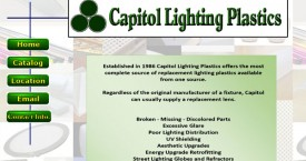 Capitol Lighting Plastics